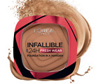 Loreal 24H Fresh Wear Foundation In A Powder, You Choose