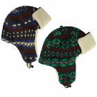 RJM Boys winter trapper hats GL067 2 colours available