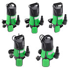 250W-1100W Clean Water Electric Submersible Pump Water Garden Well Pond Flood