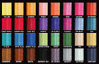 PacBay Nylon Rod Building Thread-450 Yards Size C-Fishing-Pick Color-Free Ship