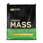 Optimum Nutrition Serious Mass Weight Gainer Protein Powder 12 lbs All Flavors