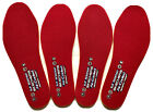 SKECHERS MEMORY FOAM AIR COOLED LATEX SLIP RESISTANT SAFETY INSOLES WOMENS 7-11