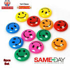 New Large Smiley Face Fridge Magnets Magnetic Memo Magnet Notice Board 4cm UK