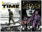 Time Before Time #1 A B Variant Set or 1:25 Options Image Comics NM
