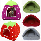Pet Cat Dog Nest Bed Puppy Soft Warm Cave House Winter Sleeping Igloo Kennel Hot
