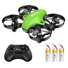 Mini Drone for Kids Beginners Undemanding to Fly RC Quadcopter Remote Control Gift