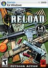 Reload Pc Games Windows 10 8 7 Xp Computer Games - Target Practice New Sealed!