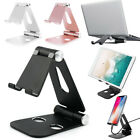 Foldable Aluminum Desk Stand Adjustable Holder For iPad Air 4 10.9/Pro 10.2 2020
