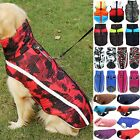 Pet Rain coat for Small Puppy Dogs Jacket Padded Apparel Waterproof Dog Clothes