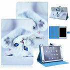 10 Inch Kid Tablet Universal Leather Folio Flip Protective Case Stand Shockproof