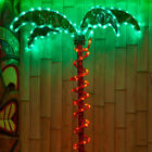 Tropical Rope Light Premium High Quality Holographic Deluxe Palm Tree Outdoor