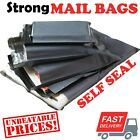 Strong Grey Mailing Poly Bags Post Mail Postal Postage Mailer Parcel Self Seal
