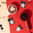 Disney Mickey Mouse Mini Portable Handy Fan Charging 3 Step Minimal Strap Safety