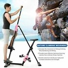 Vertical Climber Machine 2in1-Exercise Bike Foldable Exercise Step Machine SALE