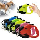Durable Dog Leash Retractable Nylon Lead Extending Puppy Walking Running Leads ,