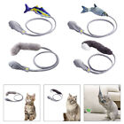 Manual Control Flopping Fish Cat Toys Catnip Interactive Playing Kitten Toy