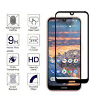 Full Cover Tempered Glass For Nokia X20 X10 4.2 2.3 6.1 7.2 X5 X6 3.2 8.3 5.3 9