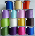"1/8"" mixed Satin RIBBON 20 yard favor/craft double face high quality U pick"