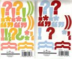 Heidi Swapp Assorted STICKER SHEETS Your Choice 4x7