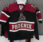 Phoenix COYOTES Toddler Hockey Jersey 2T 3T 4T NEW