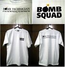 BOMB SQUAD funny nerd wear wtf tool hip cotton machine washable T-Shirt FWH016