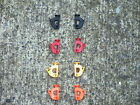 Fuel Cut Off Clamps - Red, Black, Yellow, or Orange
