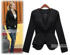 NEW Elegant Womens Spring Jacket #GF037