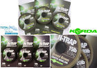 Korda N-Trap Soft Coated Braid Hooklink *All Colours*