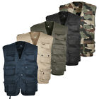 GILET REPORTER 14 POCHES NATURE OUTDOOR CHASSE PECHE CAMPING RANDONNEE OUTDOOR