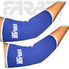 hand elbow pain injury relief brace support blue
