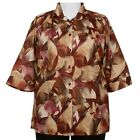 A Personal Touch Blouse Plus 1X-3X-4X Women's Shirt