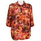 A Personal Touch Blouse Plus 1X-3X-5X NWT Womens Shirt