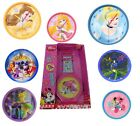 DISNEY CHILDRENS  NOVELTY TV CHARACTERS WALL HANGING BEDROOM CLOCKS GREAT GIFTS
