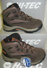 "Hi-Tec Children's Waterproof Hiker Boots ""KRUGER JR WP"""