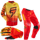 Shift Racing Motocross Strike Zero Strike Clone Pants & Jersey Set Combo