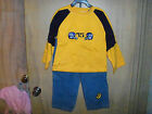 childrens, boys,2 piece outfit for the foot ball lovers by FREDS KIDS diff. sz