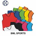 """MESH TRAINING BIB -- SIZE 42/44"""" MED/LARGE ADULT - 9 colours available"""