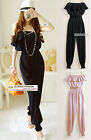 Womens Jumpsuit Pants S~2XL #GF0418