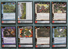 Warhammer 40K CCG Invasion: Verdicon Uncommon Cards Part 2/2 (WH40k)