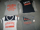 SYRACUSE Womens T-Shirts,Cotton,Polyester, Rayon, Many Styles& Sizes,MSRP-$26-36