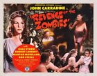 Vintage Old Movie Poster Revenge Of The Zombies 1943 Art A4 A3 A2 A1