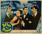 Vintage Old Movie Poster After The Dance 1935 Print Art A4 A3 A2 A1