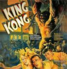Vintage Old Movie Poster King Kong 1933 Print Art A4 A3 A2 A1