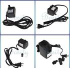 DC / AC Submersible Water Pump Aquarium Fish Tank Fountain Pond Pump MultiChoice
