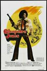 CLEOPATRA JONES 01 B-MOVIE REPRODUCTION ART PRINT A4 A3 A2 A1