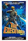 THE EXECUTIONER PART II B-MOVIE REPRODUCTION ART PRINT A4 A3 A2 A1