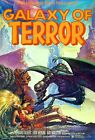 GALAXY OF TERROR 2 B-MOVIE REPRODUCTION ART PRINT A4 A3 A2 A1