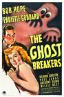 THE GHOST BREAKERS B-MOVIE REPRODUCTION ART PRINT A4 A3 A2 A1