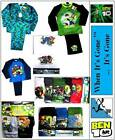 3-10 Years Ben 10 Pyjama Set,Underwear/Vest/Briefs/Boxers Multi 100% Cotton