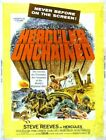 HERCULES UNCHAINED 02 B-MOVIE REPRODUCTION ART PRINT A4 A3 A2 A1